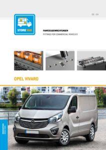 Opel Vivaro bis 2019