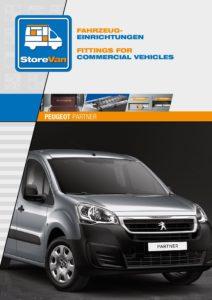 Peugeot Partner bis 2018