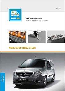Mercedes-Benz Citan bis 2021