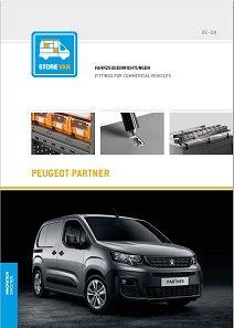 Peugeot Partner ab 2018