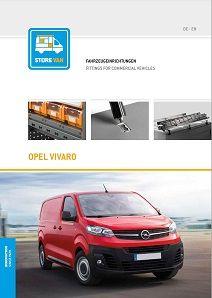Opel Vivaro ab 2019