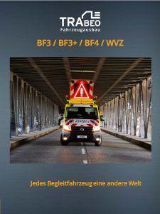 Begleitfahrzeuge BF3 / BF3+ / BF4 und WVZ